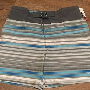 NWT. Speedo active flex swim trunks.